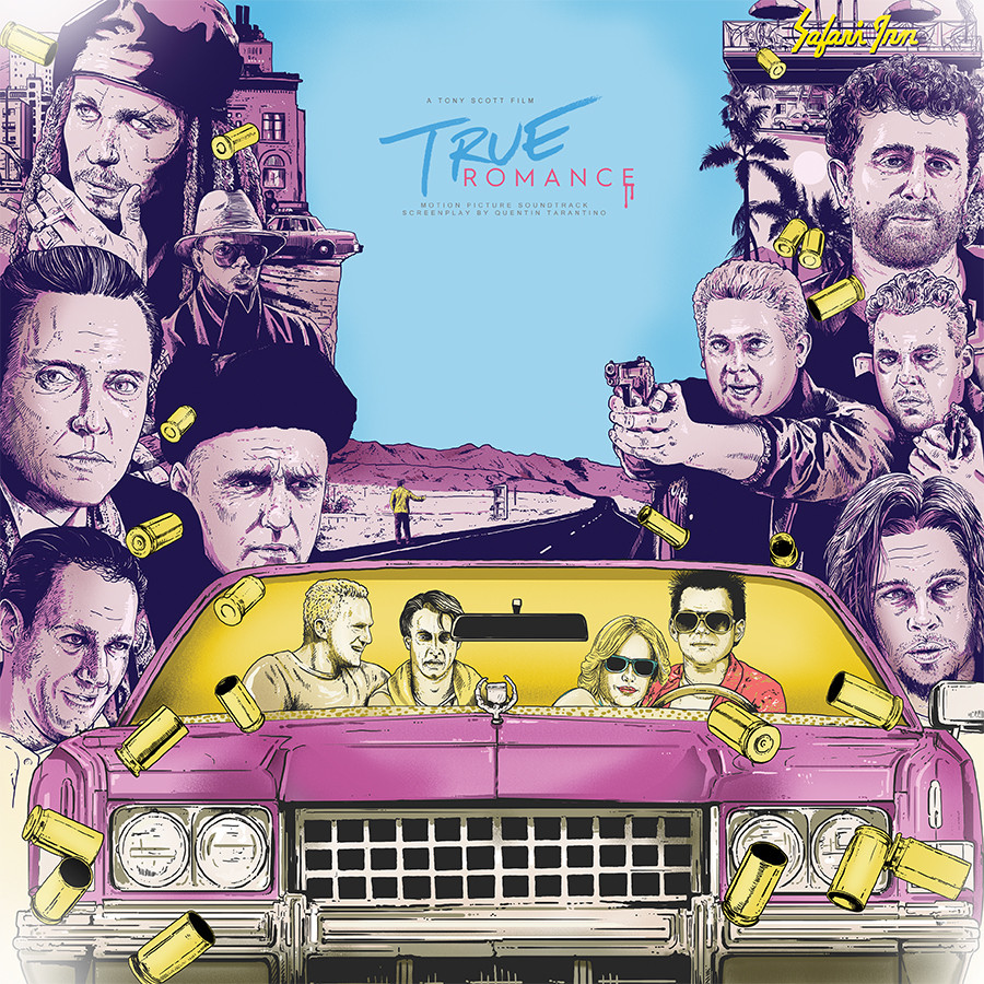 true romance box set1 True Romance soundtrack gets deluxe vinyl box set release for 25th anniversary