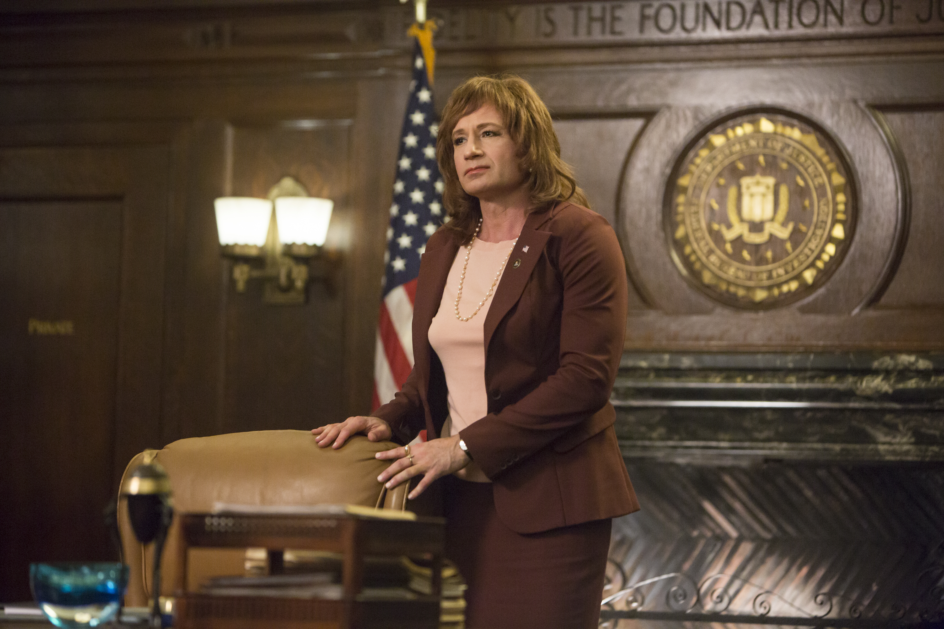 twinpeaks 100 06683 r 10 Years with David Duchovny: On Loving Garry Shandling, Missing Bonnie Hunt, and Fighting for the Future