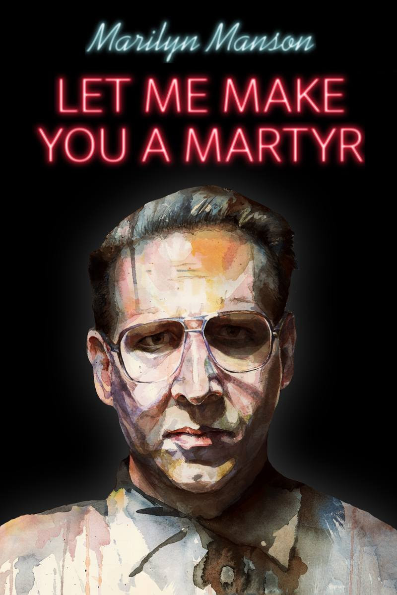 unnamed 22 Marilyn Manson plays a Native American hitman in Let Me Make You a Martyr trailer     watch