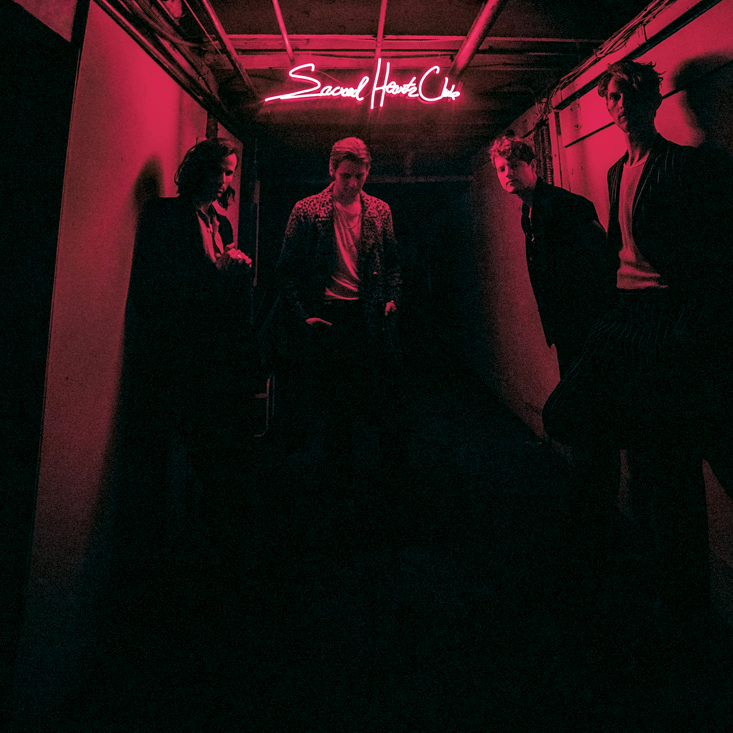 album artwork Foster the People announce new album, Sacred Hearts Club, plus North American tour dates