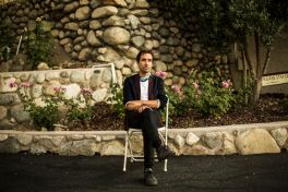 Andrew Bird // Photo by Philip Cosores