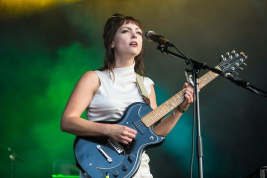 Angel Olsen // Photo by Philip Cosores