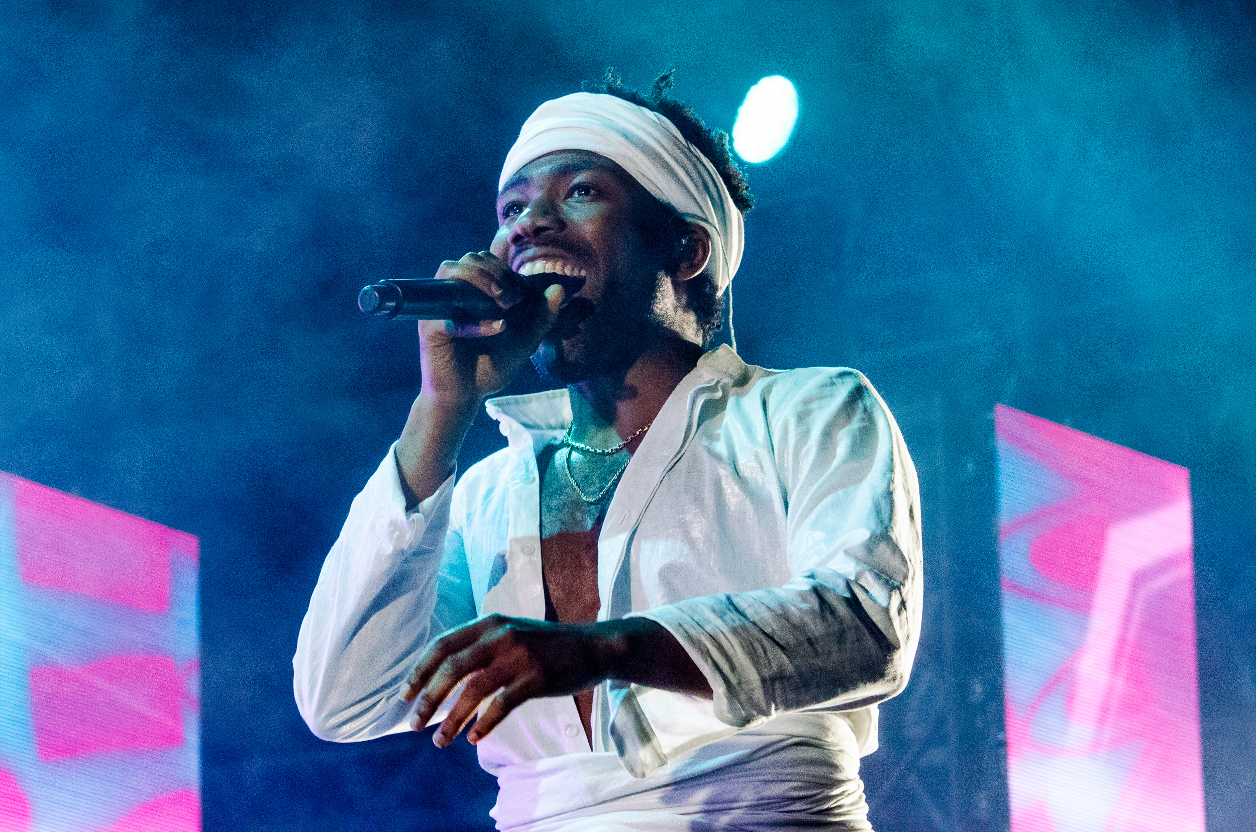 Childish Gambino, photo by Ben Kaye