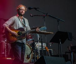 Bon Iver Presents John Prine and The American Songbook // photo by Lior Phillips