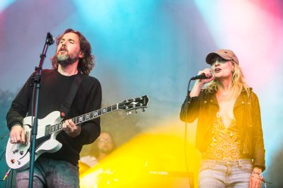 Broken Social Scene // Photo by Philip Cosores