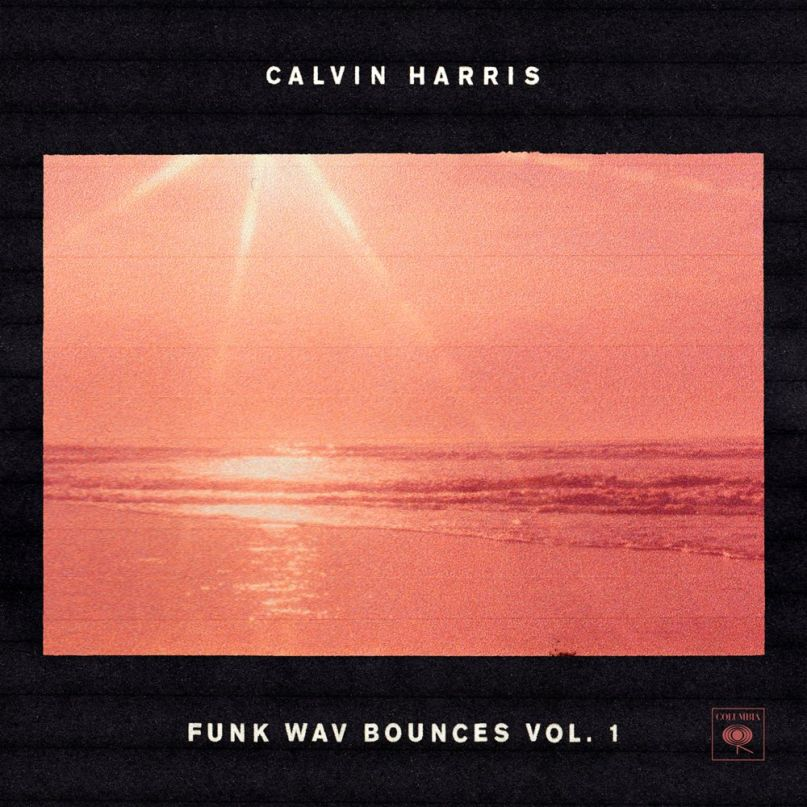 Album Review: Calvin Harris – Funk Wav Bounces Vol  1