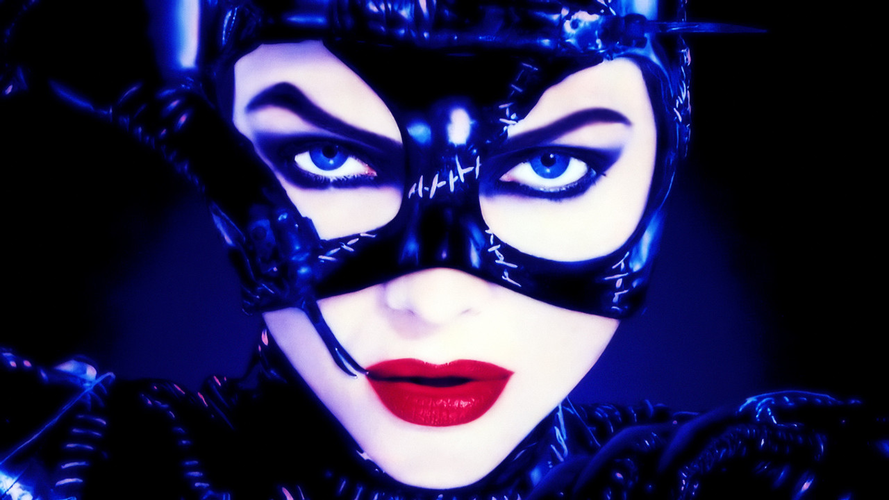 Catwoman, Batman Returns, Comic Book Movie, Tim Burton