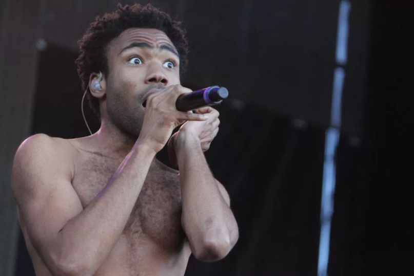 Donald Glover, photo by Heather Kaplan