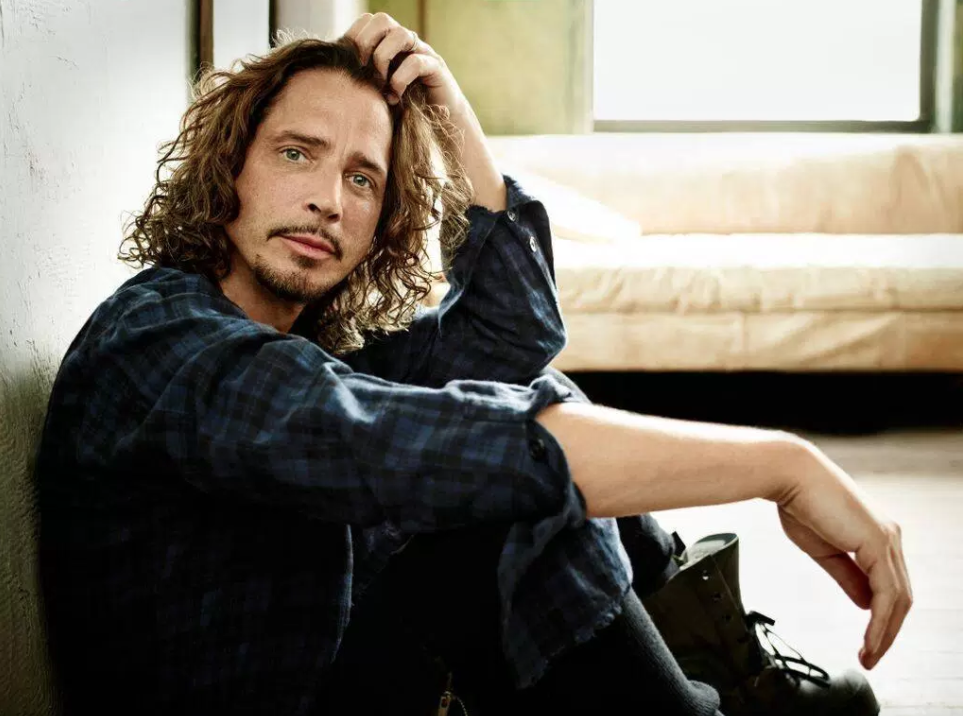 chris cornell Even Rock Stars and Iconic Singers Sometimes Need a Little Help