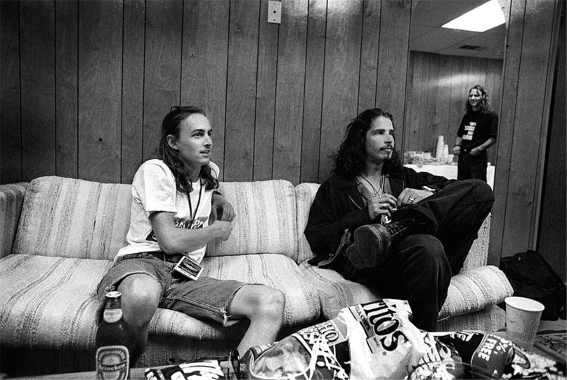 Mike McCready discusses Chris Cornell's death, Pearl Jam
