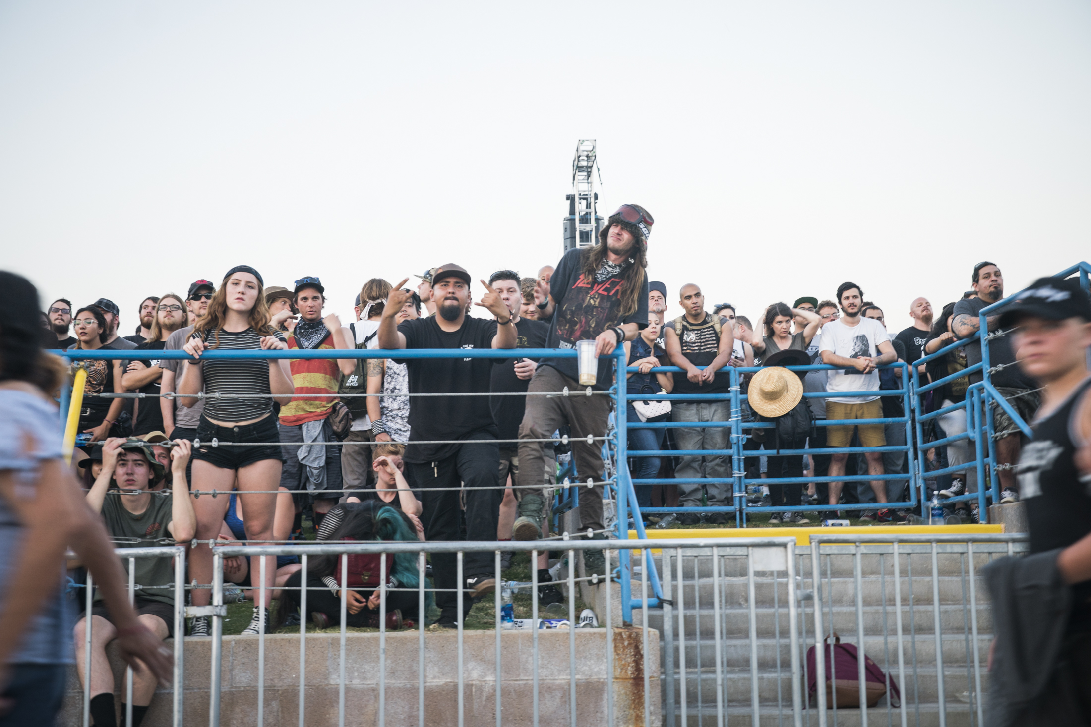 crowd 170624 tool 0584 Live Review: Tool Throw a Virtual Festival in Southern California (6/24)
