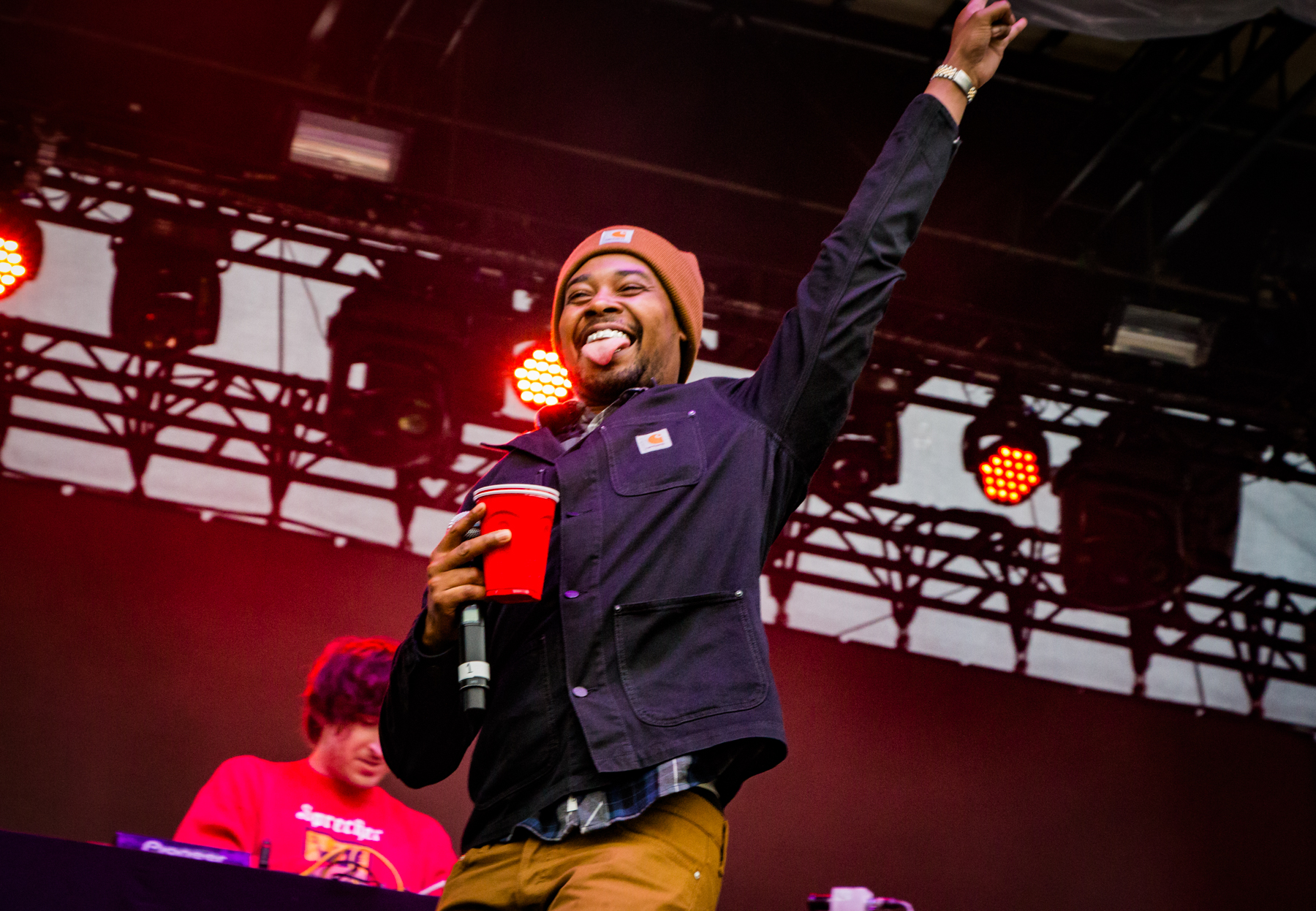Danny Brown, photo by Lior Phillips