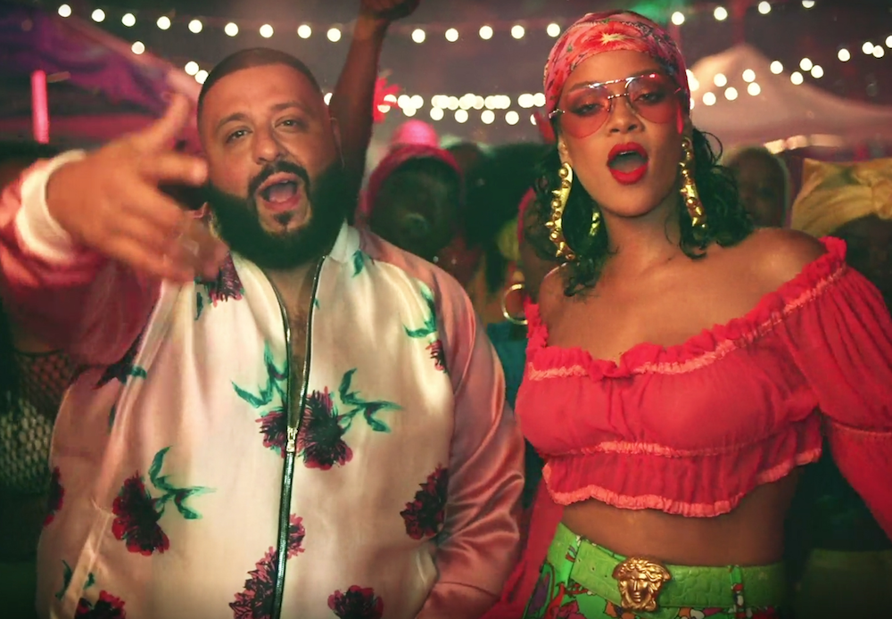 DJ Khaled releases all-star new album, Grateful: Stream/download