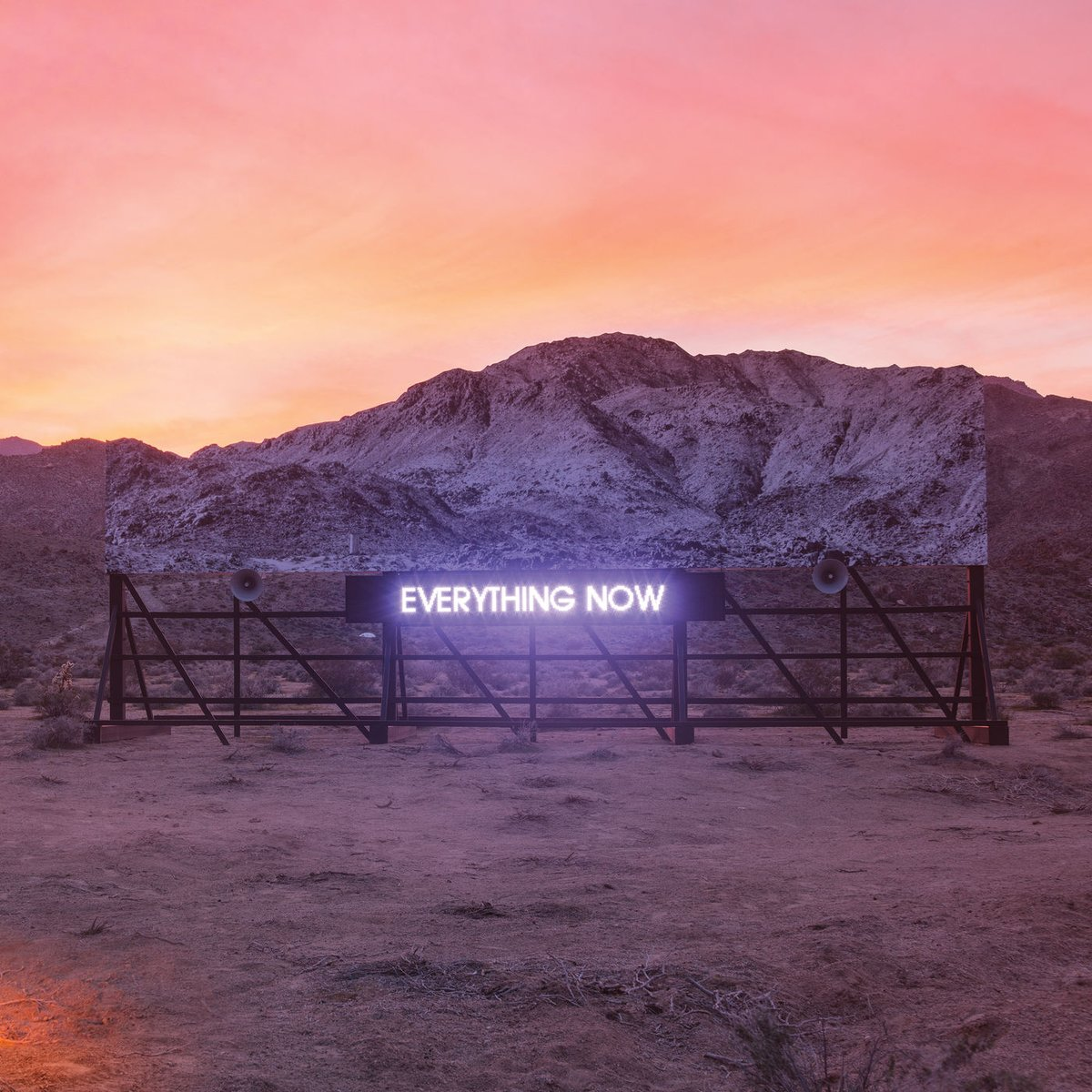everything now Arcade Fire premiere new single Everything Now, co produced by Daft Punks Thomas Bangalter    listen