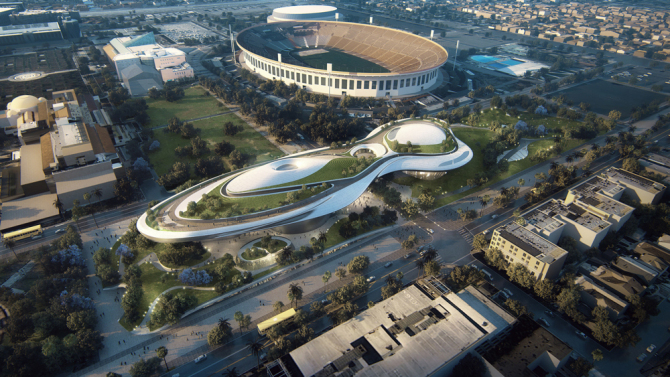 george lucas museum $1 billion George Lucas Museum approved by Los Angeles City Council