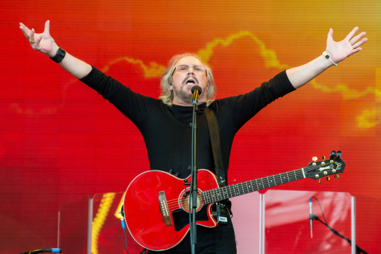 Barry Gibb // Photo by Nathan Dainty