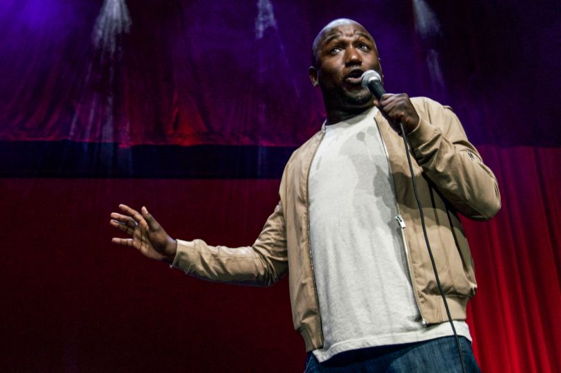 Hannibal Buress, photo by Amanda Koellner