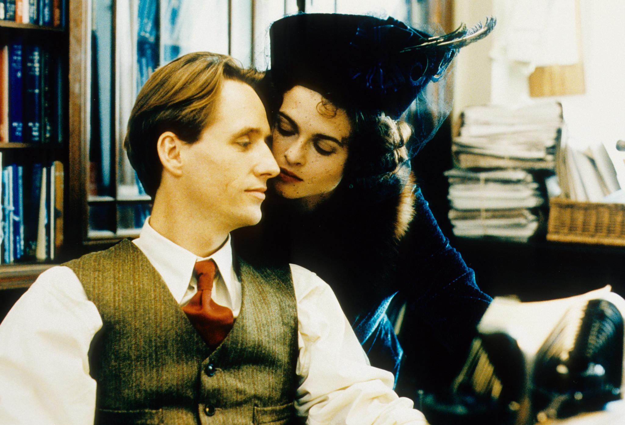 helena bonham carter and linus roache in the wings of the dove 1997 Top 25 Films of 1997