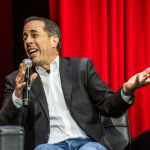 Jerry Seinfeld, photo by Amanda Koellner