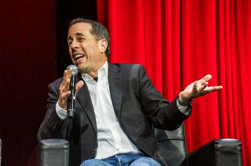 Jerry Seinfeld announces 2019 tour dates, Beacon Theatre residency