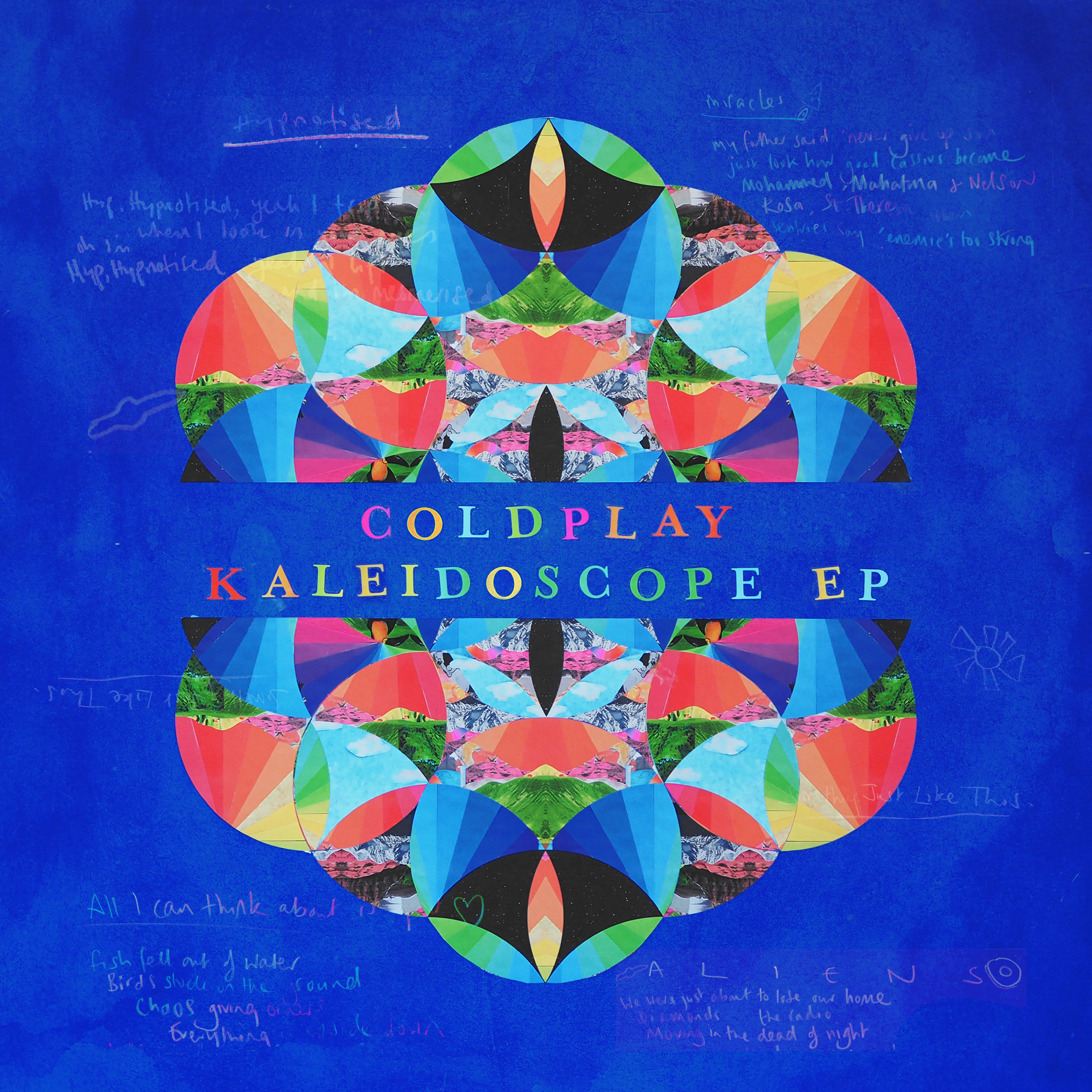 kaleidoscope 4000x4000 Coldplay share new song All I Can Think About Is You    listen