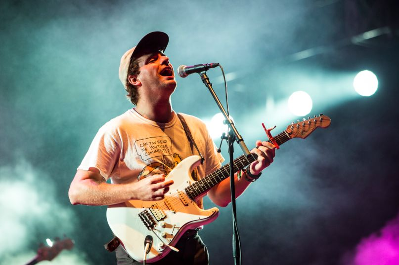 Mac DeMarco, photo by Philip Cosores