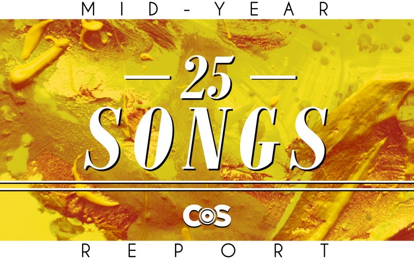 Top 25 Songs of 2017 (So Far)