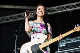 Mitski // Photo by Philip Cosores