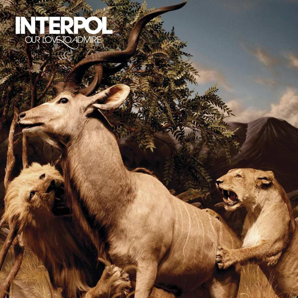 our love to admire Interpol announce 10th anniversary reissue of Our Love to Admire