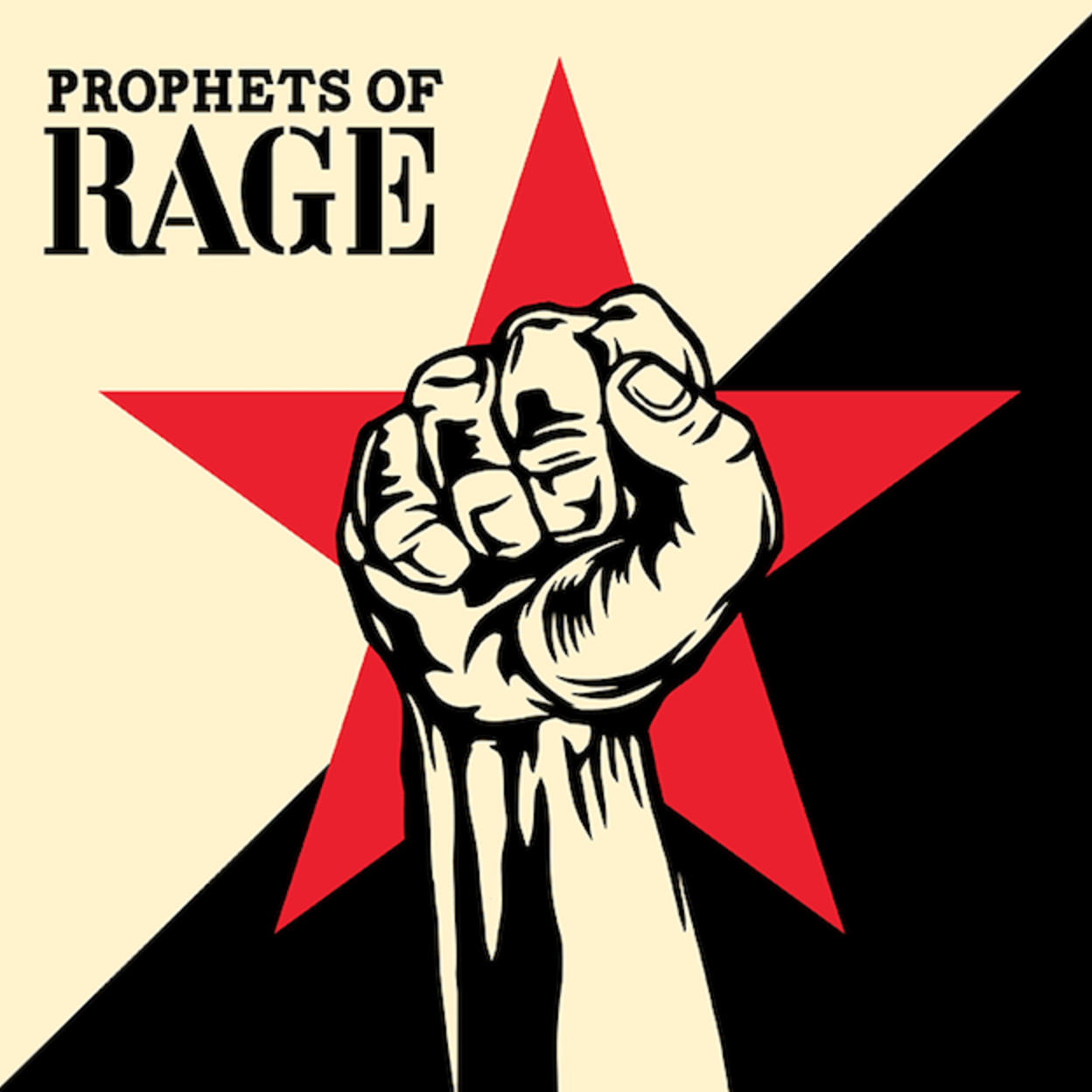 PROPHET OF RAGE – s/t