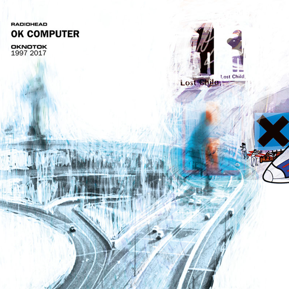 radiohead oknotok stream download reissue ok computer anniversary The 100 Greatest Albums of All Time