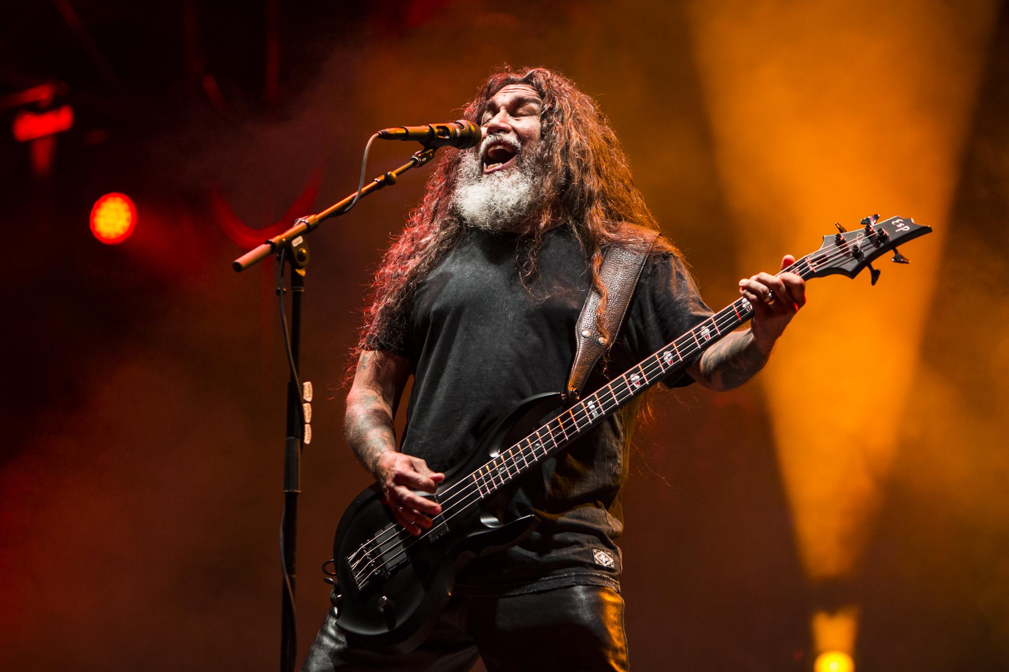Slayer - Photo by Philip Cosores