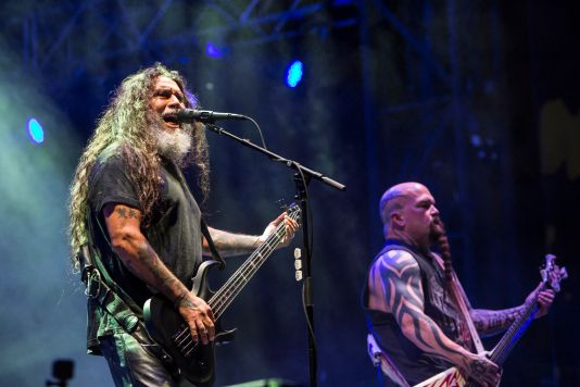 Slayer // Photo by Philip Cosores