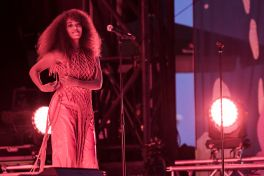 Solange // Photo by Philip Cosores