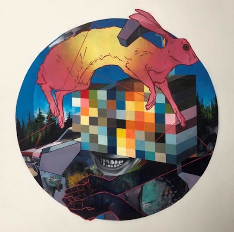 swordpinkalbumjune The Swords Kyle Shutt announces Pink Floyd tribute LP Doom Side of the Moon, shares Money    listen