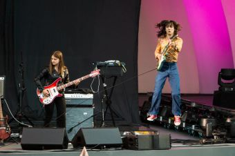 The Lemon Twigs // Photo by Philip Cosores