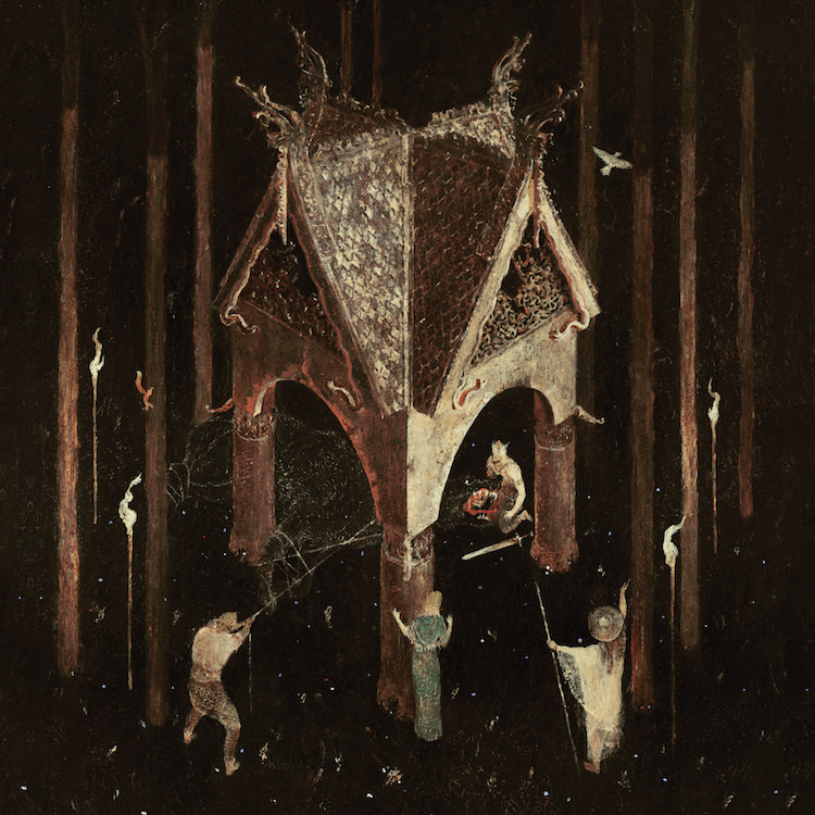 thrice woven wolves in the throne room Wolves in the Throne Room announce new album, Thrice Woven, share teaser trailer    watch