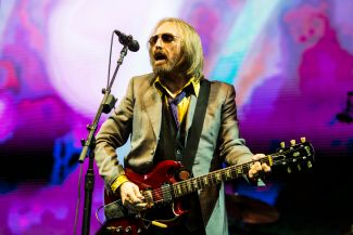 Tom Petty and the Heartbreakers // Photo by Philip Cosores
