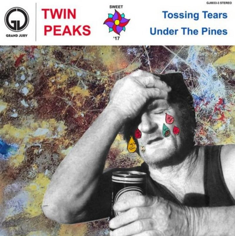 twin peaks subscription series Twin Peaks launch 7 inch subscription series, share new song Tossing Tears    listen