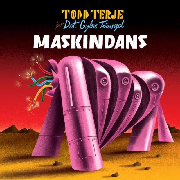 unnamed 3 Todd Terje updates an 80s dance song on Maskindans    listen