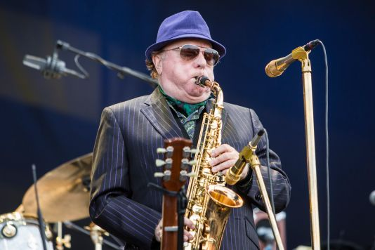 Van Morrison // Photo by Philip Cosores