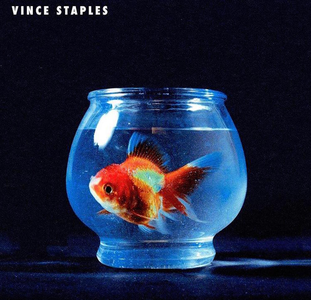 vince staples stream big fish theory album new download listen Top 50 Albums of 2017
