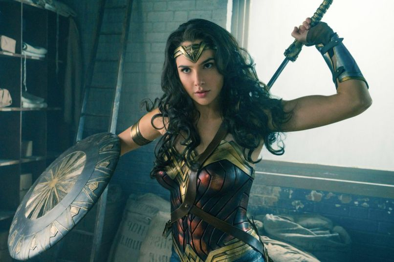 wonder woman Top 25 Movies of 2017