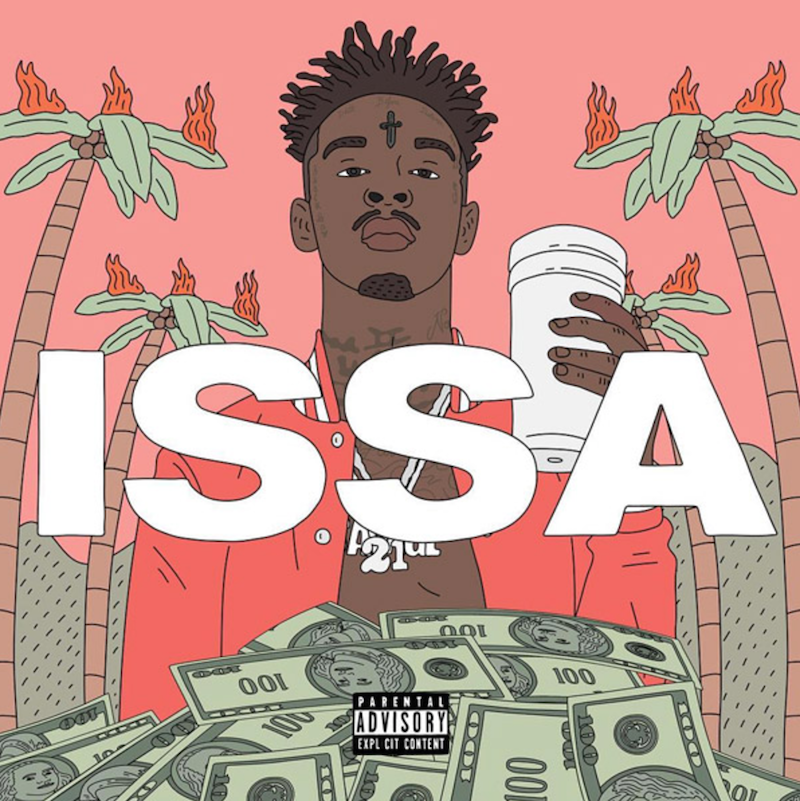 21 Savage - Issa Album | Album Reviews | Consequence of Sound