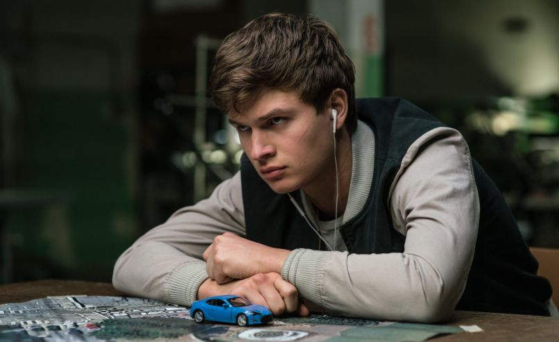 Baby Driver (Sony Pictures Releasing)