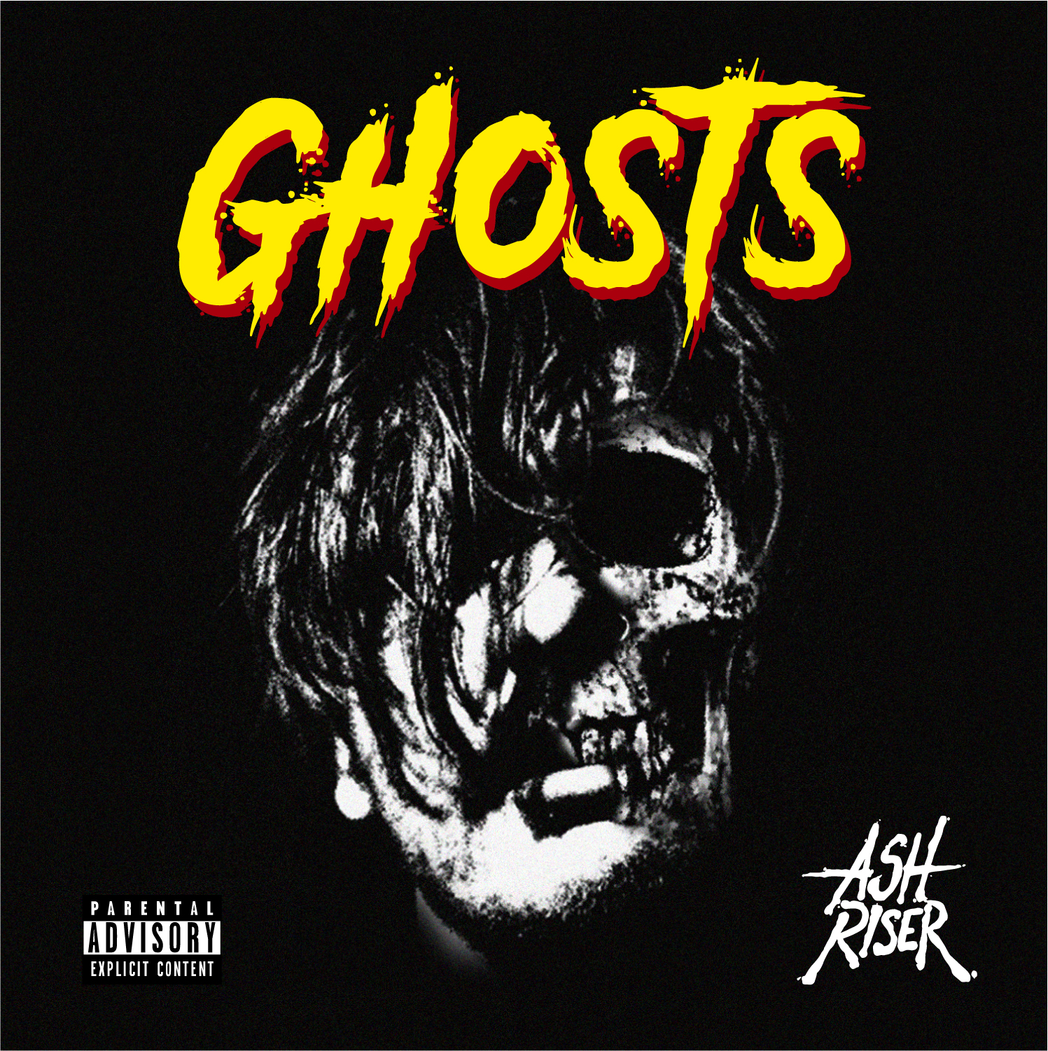 ash ghosts jpg Ash Riser shares his debut full length album, Ghosts: Stream