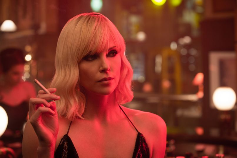 atomic blonde charlize theron1 Charlize Therons Top 10 Performances