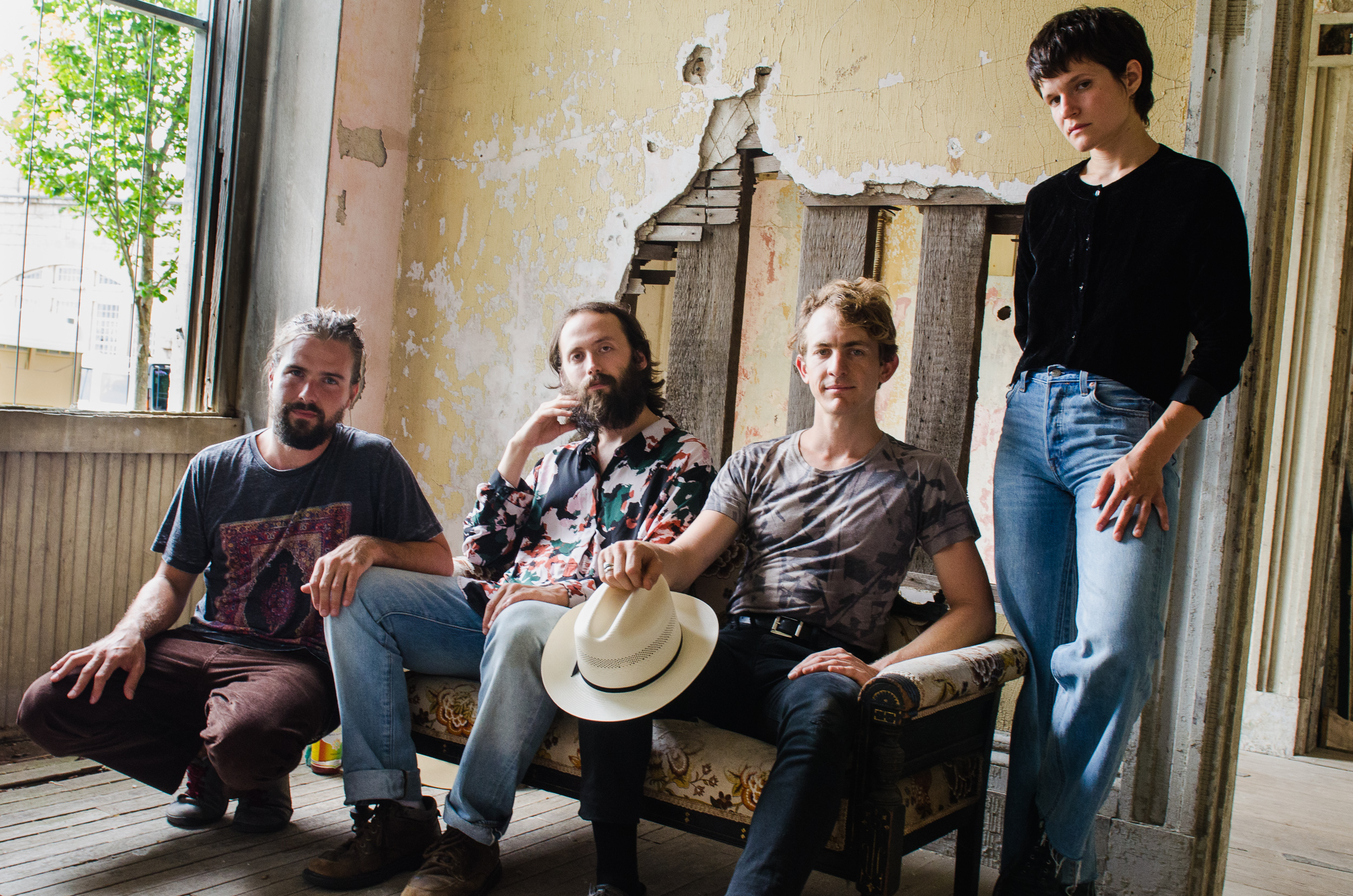 big thief newport folk 2017 ben kaye Sarah Jarosz Shares the Origins of New Single Maggie: Stream