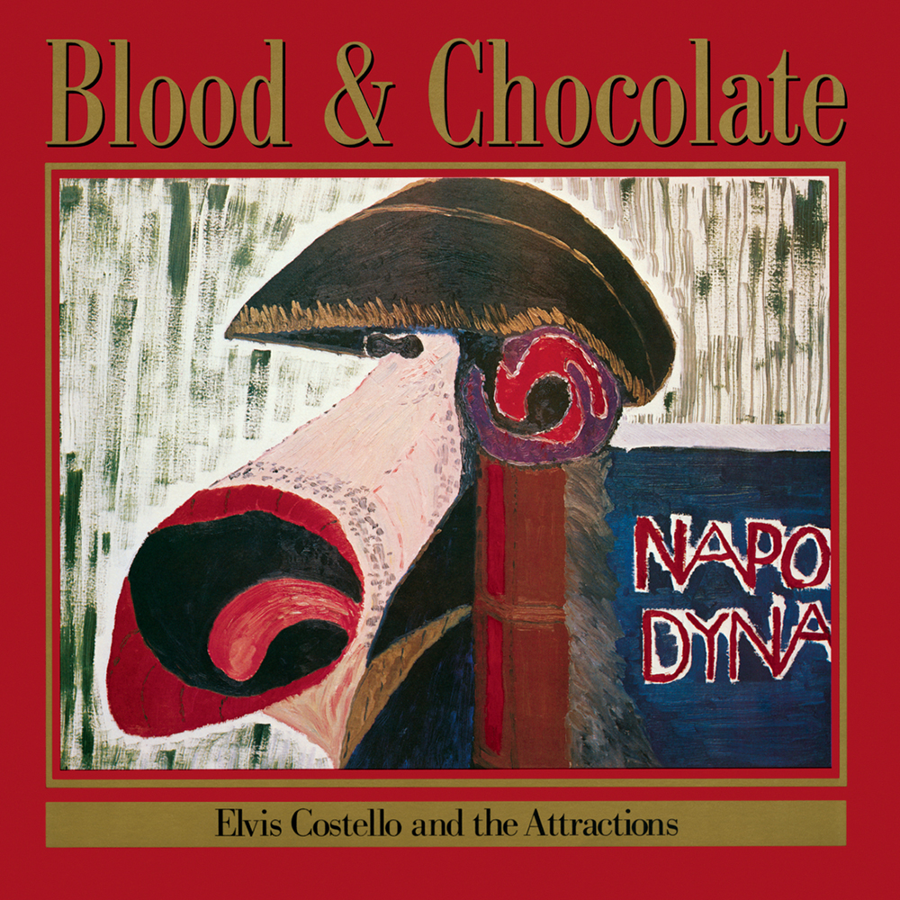 blood chocolate 51ca3fbbe1eb2 10 Times Elvis Costellos Aim Was True