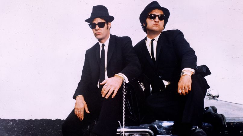 blues brothers The 100 Greatest Summer Blockbuster Movies of All Time